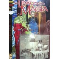 LOS LIBROS DE LA MAGIA-VÍNCULOS 1