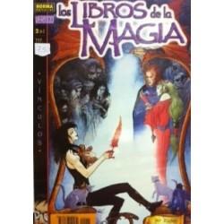 LOS LIBROS DE LA MAGIA-VÍNCULOS 2