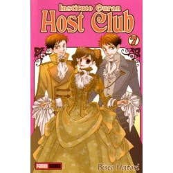 INSTITUTO OURAN HOST CLUB Nº 7