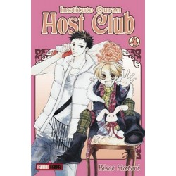 INSTITUTO OURAN HOST CLUB Nº 4