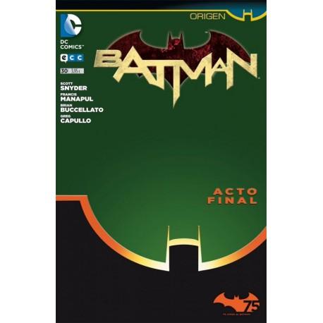 BATMAN Nº 30