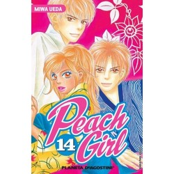 PEACH GIRL Nº 14