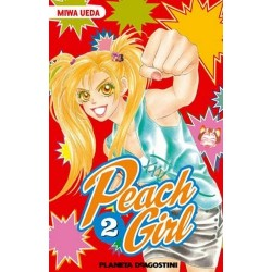 PEACH GIRL Nº 2