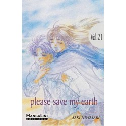 PLEASE SAVE MY EARTH Nº 21