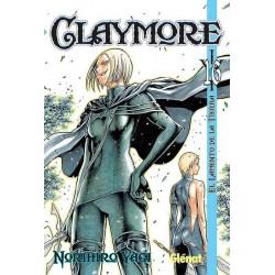 CLAYMORE Nº 16
