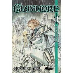 CLAYMORE Nº 14