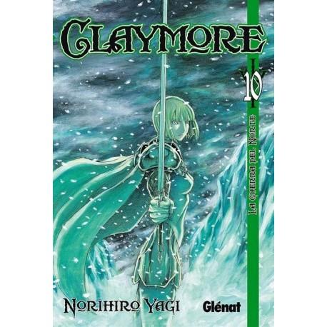 CLAYMORE Nº 10
