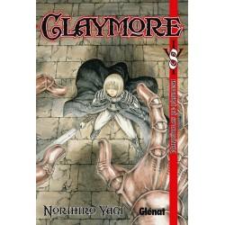 CLAYMORE Nº 8