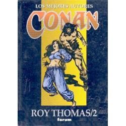 CONAN- LOS MEJORES AUTORES ROY THOMAS 2