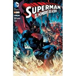SUPERMAN: EL HOMBRE DE ACERO Nº 8