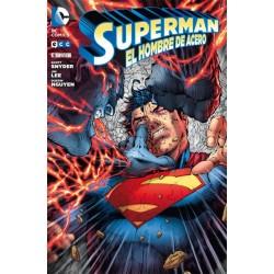 SUPERMAN: EL HOMBRE DE ACERO Nº 6