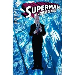 SUPERMAN, EL HOMBRE DE ACERO Nº 4
