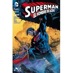 SUPERMAN: EL HOMBRE DE ACERO Nº 2