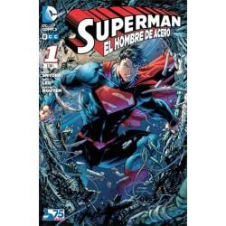 SUPERMAN: EL HOMBRE DE ACERO Nº 1
