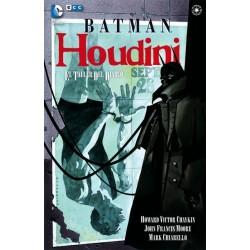 BATMAN HOUDINI: EL TALLER DEL DIABLO