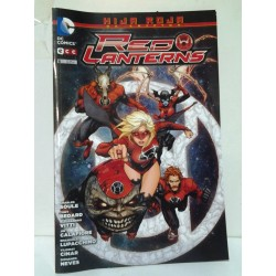 RED LANTERNS Nº 6