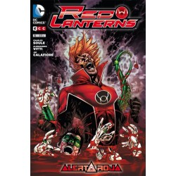 RED LANTERNS Nº 5