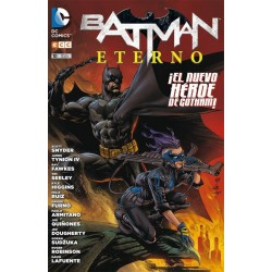 BATMAN: ETERNO Nº 10