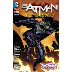 BATMAN: ETERNO Nº 6
