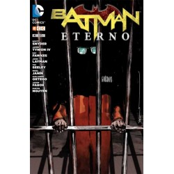BATMAN: ETERNO Nº 4