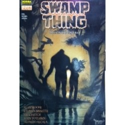 SWAMP THING- REENCUENTRO