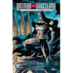BATMAN EN BARCELONA (EL CABALLERO DEL DRAGÓN)
