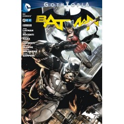 BATMAN: GOTHTOPIA Nº 2
