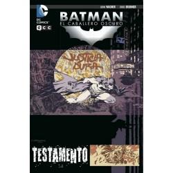 BATMAN EL CABALLERO OSCURO: TESTAMENTO