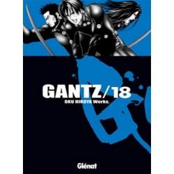 GANTZ Nº 18