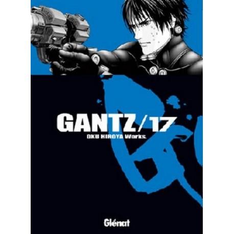 GANTZ Nº 17