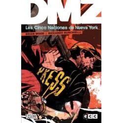 DMZ Nº 12 LAS CINCO NACIONES DE NUEVA YORK
