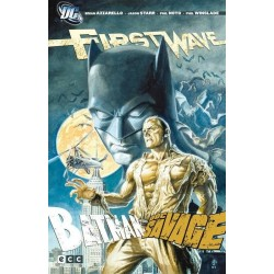 FIRST WAVE: BATMAN Y DOC SAVAGE