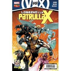 LOBEZNO Y LA PATRULLA-X Nº 9