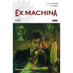 EX MACHINA Nº 10 FIN DEL MANDATO