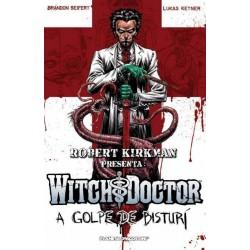 WITCH DOCTOR Nº 1 A GOLPE DE BISTURÍ