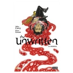 THE UNWRITTEN Nº 8 LA HERIDA
