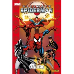 ULTIMATE SPIDERMAN: CABALLEROS