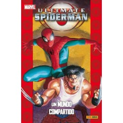 ULTIMATE SPIDERMAN: UN MUNDO COMPARTIDO