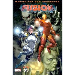 MARVEL / TOP COW CROSSOVER: FUSIÓN