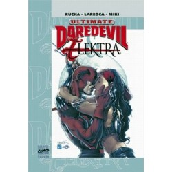 ULTIMATE DAREDEVIL Y ELEKTRA