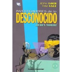 INVESTIGADORES DE LO DESCONOCIDO