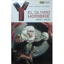 Y, EL ÚLTIMO HOMBRE- COMEDIA Y TRAGEDIA
