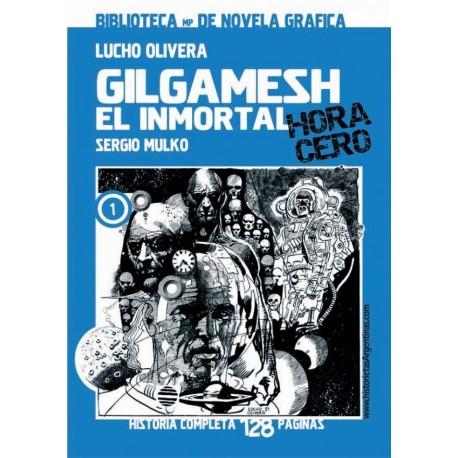 GILGAMESH EL INMORTAL: HORA CERO