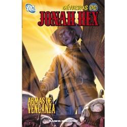 JONAH HEX Nº 2 ARMAS DE VENGANZA