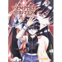 VAMPIRE MASTER Nº 1 DARK CRIMSON