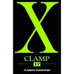 X DE CLAMP Nº 17