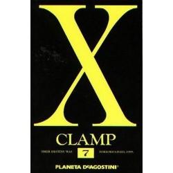 X DE CLAMP Nº 7