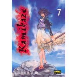 KAMIKAZE Nº 7