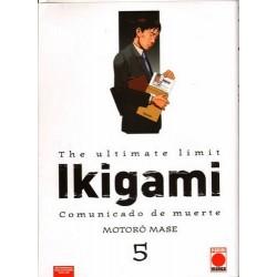 IKIGAMI Nº 5