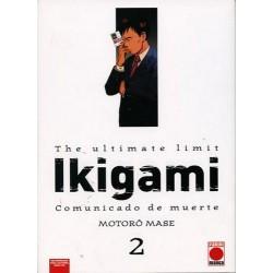 IKIGAMI Nº 2